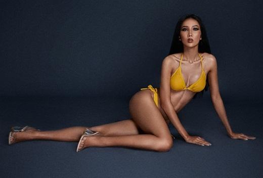 """Dàn thí sinh Hoa hậu Việt Nam 2020 diện bikini: Tạo dáng có lúc còn """"ngây ngô"""" nhưng đường cong thì siêu hút mắt - Ảnh 12"""