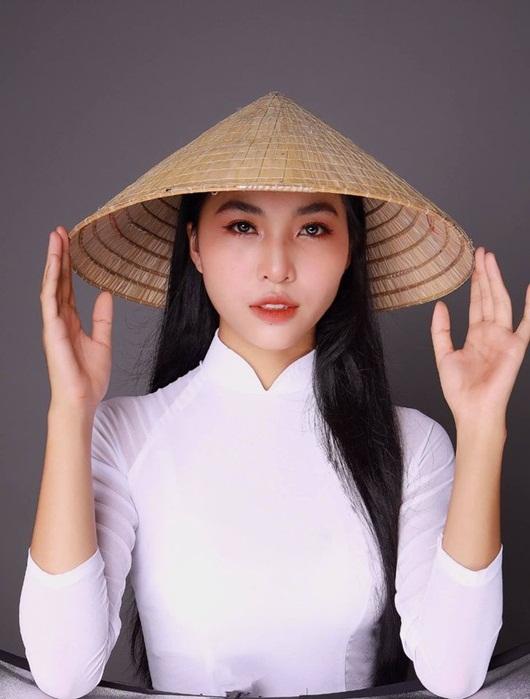 Nhan sắc ngọt ngào của người đẹp Khánh Hòa có vòng eo 56 thi Hoa hậu Việt Nam 2020 - Ảnh 3