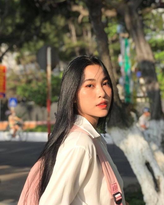Nhan sắc ngọt ngào của người đẹp Khánh Hòa có vòng eo 56 thi Hoa hậu Việt Nam 2020 - Ảnh 8