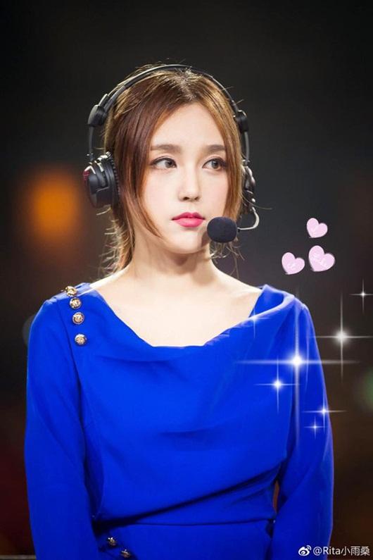 """Nữ streamer xinh đẹp bậc nhất xứ Trung """"xuề xòa"""" lên sóng gây hiệu ứng không ai ngờ tới - Ảnh 1"""