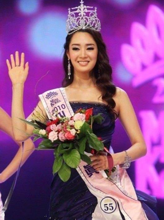"""Cận cảnh nhan sắc nàng hoa hậu """"ngậm thìa vàng"""", vướng tin đồn hẹn hò Lee Min Ho - Ảnh 2"""
