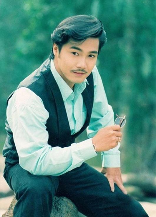Lý Hùng là nam tài tử nổi tiếng màn ảnh Việt thập niên 90.