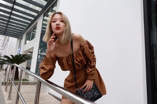 """Nữ sinh Hải Dương cao 1m77 ghi danh Hoa hậu Việt Nam 2020 từng tự ti vì ngoại hình """"to lớn"""" - Ảnh 5"""