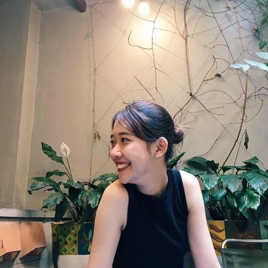"""Nữ sinh Hải Dương cao 1m77 ghi danh Hoa hậu Việt Nam 2020 từng tự ti vì ngoại hình """"to lớn"""" - Ảnh 8"""