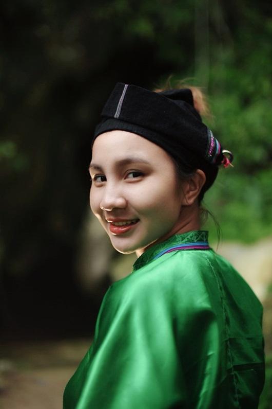 Cô gái dân tộc Nùng từng đóng hài Tết quyết tâm thi Hoa hậu Việt Nam 2020 vì ước mơ thuở nhỏ - Ảnh 1