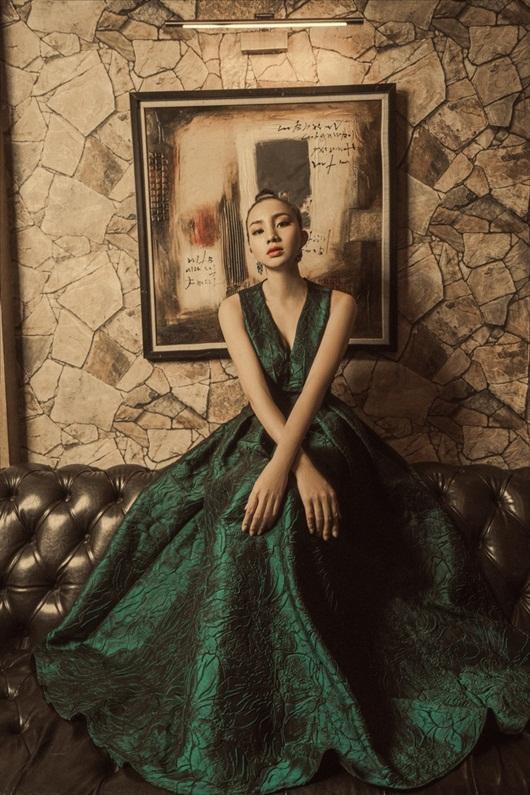 Cô gái dân tộc Nùng từng đóng hài Tết quyết tâm thi Hoa hậu Việt Nam 2020 vì ước mơ thuở nhỏ - Ảnh 6