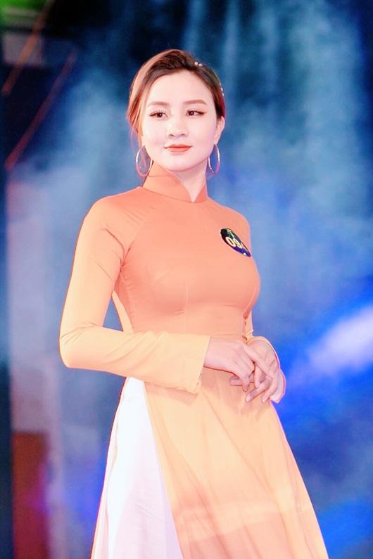 Cô gái dân tộc Nùng từng đóng hài Tết quyết tâm thi Hoa hậu Việt Nam 2020 vì ước mơ thuở nhỏ - Ảnh 3