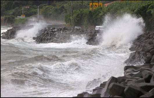 Nhật Bản cảnh giác tối đa với siêu bão Haishen - Ảnh 1