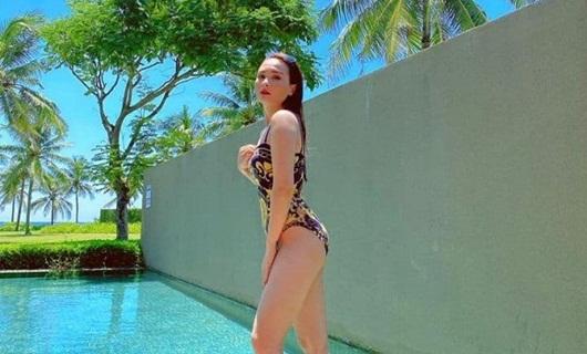 Tin tức giải trí mới nhất ngày 9/9/2020: Bảo Thanh khoe ảnh bikini còn tranh thủ khen ông xã - Ảnh 1