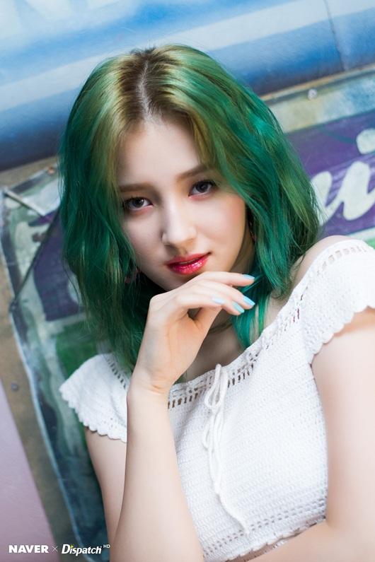 Thiên thần lai Nancy (Momoland) đẹp cỡ nào ở tuổi 21? - Ảnh 6