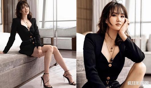 """""""Công chúa Huawei"""" vừa gia nhập Cbiz đã có bìa tạp chí, tài nguyên """"nghịch thiên"""" khiến dân mạng níu lưỡi - Ảnh 5"""