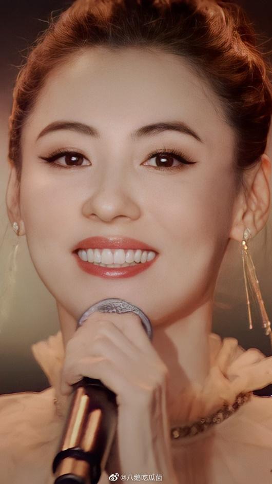 """Trương Bá Chi khoe nhan sắc cực phẩm, đẹp không góc chết khiến Tạ Đình Phong bỗng dưng bị """"réo tên"""" - Ảnh 5"""