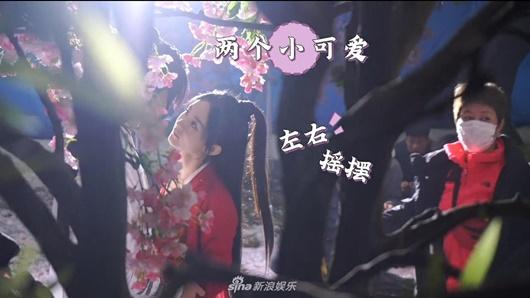 """Hậu trường cảnh hôn """"ngọt hơn phim"""" của Triệu Lệ Dĩnh và Vương Nhất Bác, fan """"ghen tỵ"""" nhưng vẫn tua đi tua lại - Ảnh 5"""
