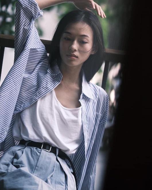 Người mẫu Việt được báo Trung đưa tin tới tấp, cộng đồng mạng xôn xao vì quá giống Chương Tử Di - Ảnh 4