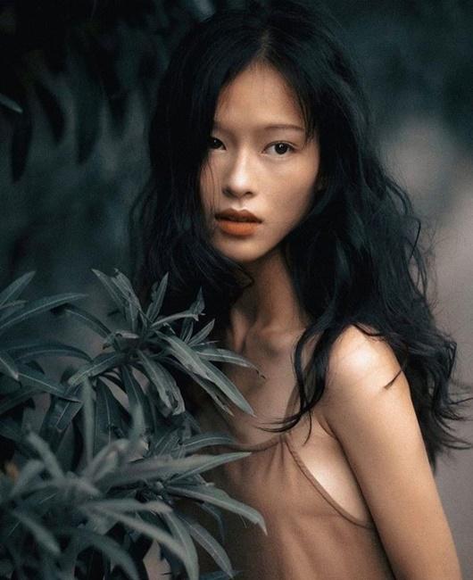 Người mẫu Việt được báo Trung đưa tin tới tấp, cộng đồng mạng xôn xao vì quá giống Chương Tử Di - Ảnh 5