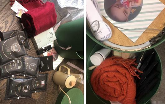 Khám phá hộp quà Tết sao Hoa ngữ tặng truyền thông: Mỹ phẩm cao cấp tới đồ gia dụng đủ cả - Ảnh 7