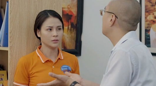 Hình ảnh đối lập đầy thú vị của Lương Thu Trang trên màn ảnh và ngoài đời - Ảnh 6