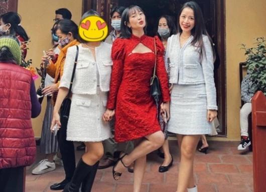 Tin tức giải trí mới nhất ngày 14/2: Chi Pu và Sun HT gây tranh cãi khi đi chùa đầu năm - Ảnh 1