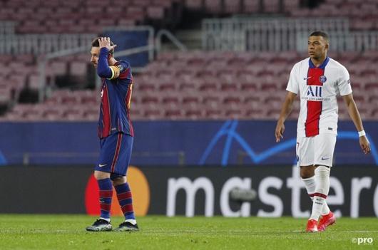 Ghi bàn thắng duy nhất cho Barca, Messi vẫn bị chỉ trích sau trận thua thảm ở Camp Nou - Ảnh 1