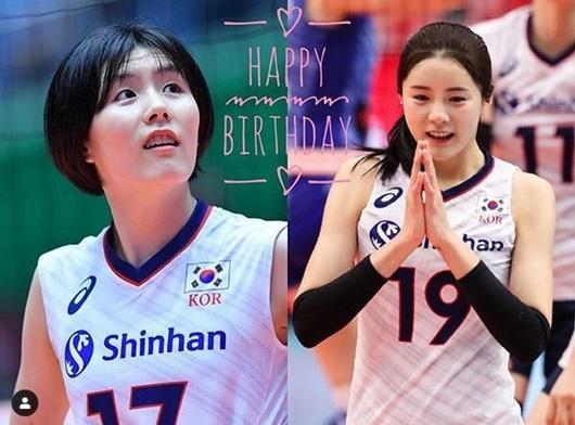 """Vẻ đẹp của cặp chị em sinh đôi từng là """"nữ thần bóng chuyền"""" Hàn Quốc nhưng bị tẩy chay vì bê bối - Ảnh 3"""