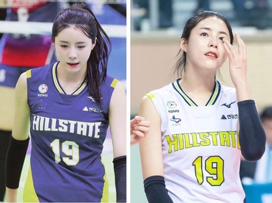"""Vẻ đẹp của cặp chị em sinh đôi từng là """"nữ thần bóng chuyền"""" Hàn Quốc nhưng bị tẩy chay vì bê bối - Ảnh 5"""