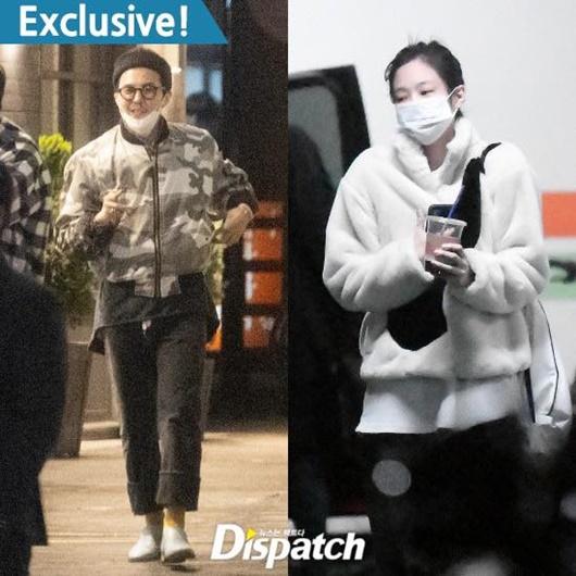 Dispatch tung tin G-Dragon và Jennie hẹn hò, nhiều người ở YG biết chuyện - Ảnh 2