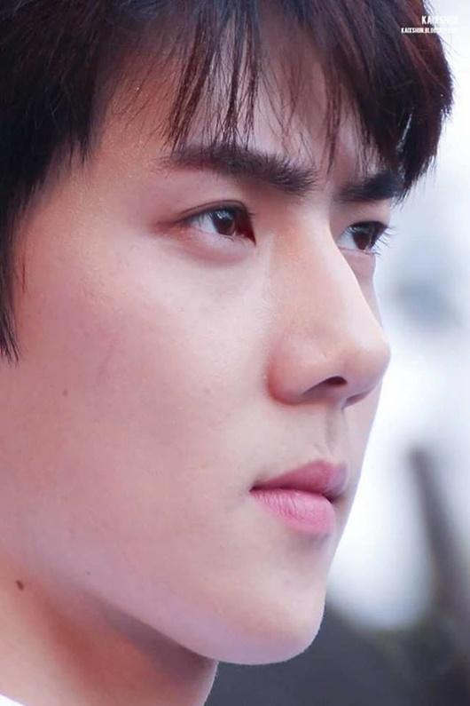 """Ảnh cận mặt khoe nhan sắc """"siêu thực"""" của nam thần tượng Kpop: Cha Eun Woo đích thực là """"trùm cuối"""" - Ảnh 7"""