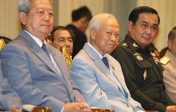 Tướng Prem: Người nhiếp chính quyền lực ở chính trường Thái - Ảnh 1