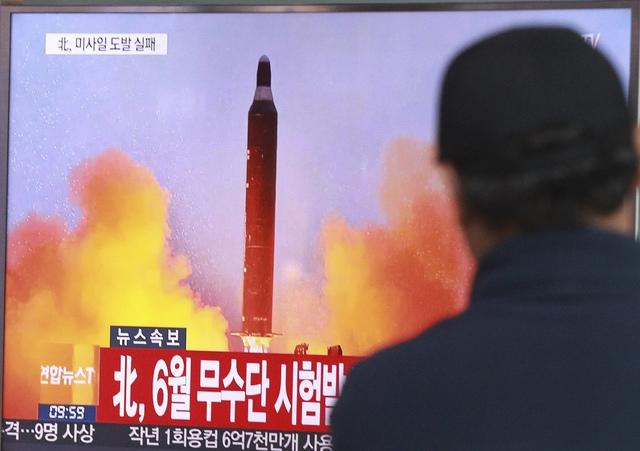 Triều Tiên tuyên bố sẽ khai hỏa vũ khí hạt nhân nếu bị đe dọa - Ảnh 1