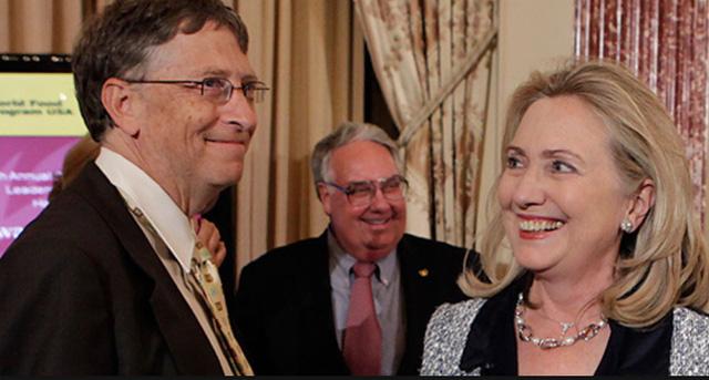 WikiLeaks: Bill Gates được chọn làm ứng viên phó tổng thống Mỹ - Ảnh 1