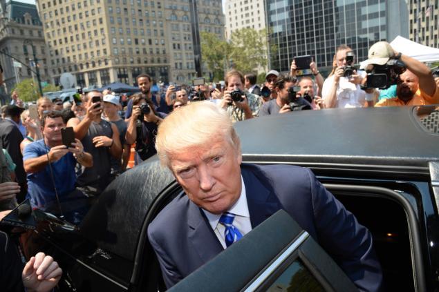 Donald Trump có thể phải hầu tòa trước ngày tuyên thệ - Ảnh 1