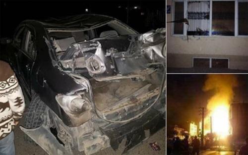 Taliban tấn công lãnh sự quán Đức ở Afghanistan - Ảnh 1