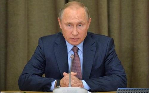 Tổng thống Putin ký lệnh rút khỏi Tòa án Hình sự Quốc tế - Ảnh 1
