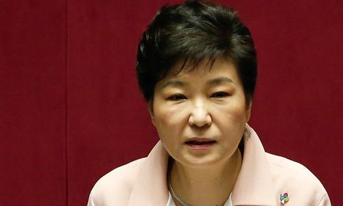 Tổng thống Hàn Quốc từ chối tiếp nhận thẩm vấn trực tiếp - Ảnh 1