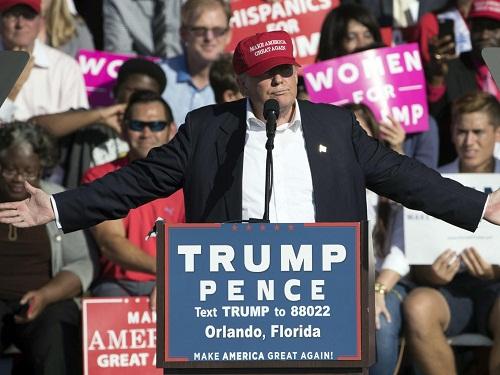 """Donald Trump và chính sách đối ngoại không hề """"điên khùng""""  - Ảnh 1"""