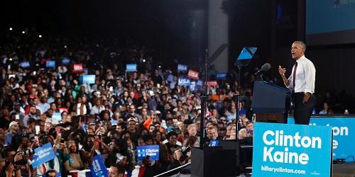 Barack Obama lo sợ nếu Donald Trump thành Tổng thống? - Ảnh 1