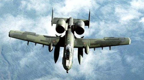 Máy bay quân sự Mỹ đánh rơi bom, tên lửa khi đang diễn tập - Ảnh 1