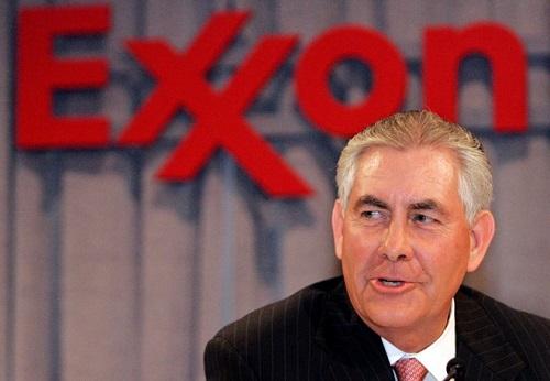 Trump chính thức chọn CEO của Exxon Mobil làm ngoại trưởng Mỹ - Ảnh 1