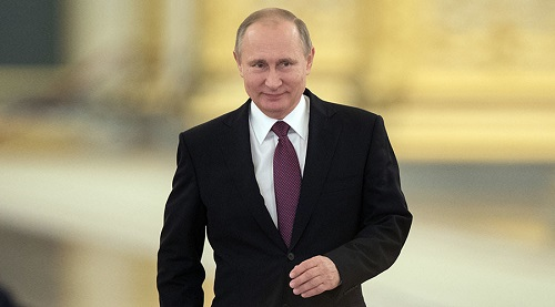 Putin: 4 năm liên tiếp là người đàn ông quyền lực nhất thế giới - Ảnh 1