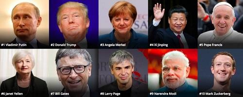 Putin: 4 năm liên tiếp là người đàn ông quyền lực nhất thế giới - Ảnh 2