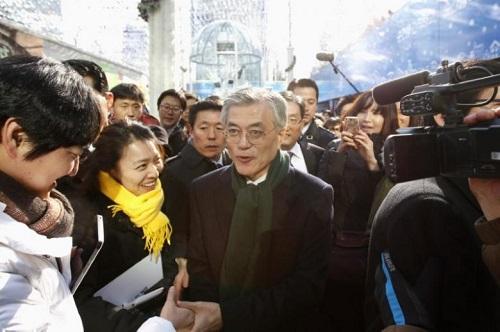Ứng viên Tổng thống Hàn Quốc phản đối triển khai THAAD - Ảnh 1