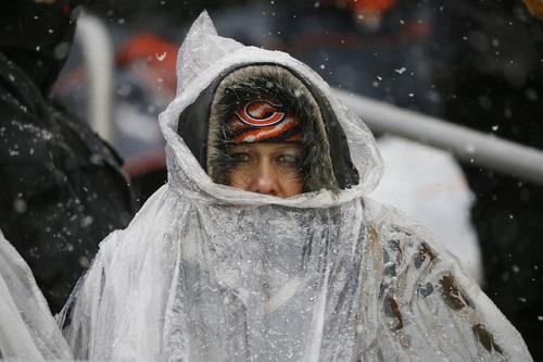 Mỹ: Thành phố Chicago lạnh hơn cả sao Hoả - Ảnh 1