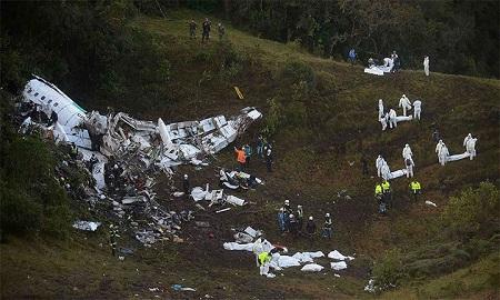Top 10 vụ tai nạn máy bay thảm khốc nhất năm 2016 - Ảnh 3