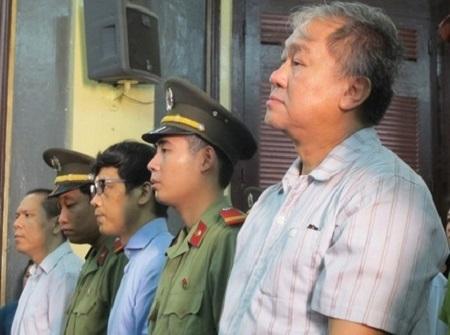"""Phúc thẩm vụ án Phạm Công Danh: Triệu tập Hà Văn Thắm, Trang """"phố núi"""" vắng mặt - Ảnh 1"""