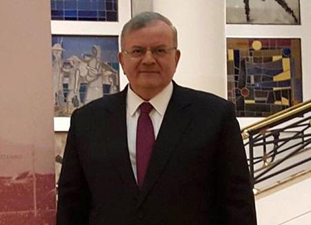Cảnh sát Brazil phát hiện thi thể nghi của đại sứ Hy Lạp bị mất tích - Ảnh 1