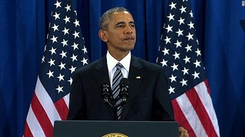 Obama có phát biểu cuối cùng về an ninh quốc gia trên cương vị Tổng thống - Ảnh 1