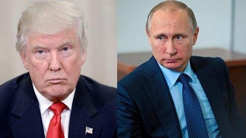 Trợ lý bác tin ông Trump định gặp Putin ở Iceland - Ảnh 1