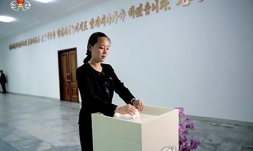 Người em gái bí ẩn của lãnh đạo Triều Tiên Kim Jong Un - Ảnh 1