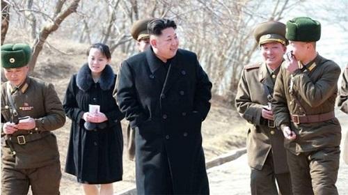 Người em gái bí ẩn của lãnh đạo Triều Tiên Kim Jong Un - Ảnh 2