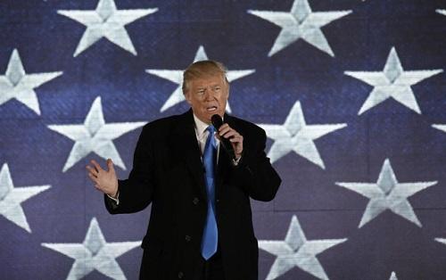 Hôm nay, ông Donald Trump nhậm chức tổng thống Mỹ - Ảnh 1